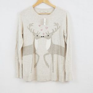 3 for $10 SALE NWT Loft Wool Holiday Sweater